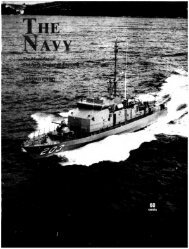 Jan 1981 - Navy League of Australia