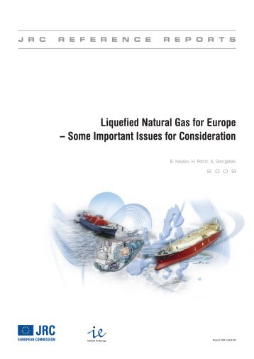 Liquefied Natural Gas for Europe - European Commission - Europa