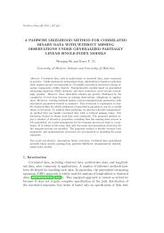 a pairwise likelihood method for correlated binary data with/without ...