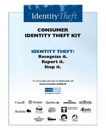 Identity Theft: Are You a Victim