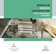 RESÍDUOS DE GESSO NA CONSTRUÇÃO CIVIL - SindusCon-SP