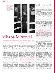 Mission Mitgefühl - Günter Keil