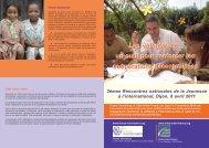 volontariats - coop decentralisees_Mise en page 1 - Cités Unies ...