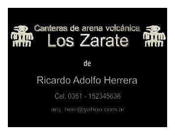 Presentacion Arena Volcanica.pps - QuimiNet.com