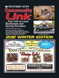 Page's Winter Sale - Westside News Inc.