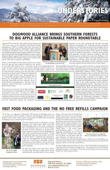 UNDERSTORIES - Dogwood Alliance