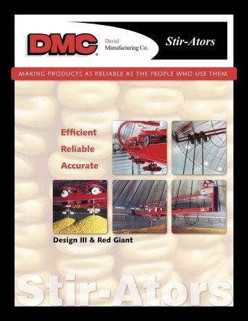 DMC Stir-Ators
