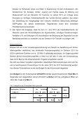 Vorlage 70 - Entwürfe der Haushalte 2014 und 2015 - Senator für ... - Page 2