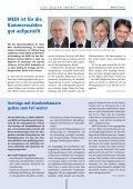 Eine gesunde Praxis... - MEDI Deutschland - Seite 7