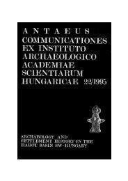 antaeus communicat ion es ex instituto abchaeologico academiae