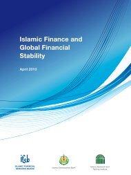 IFSB-IRTI-IDB Islamic Finance and Global Stability Report.