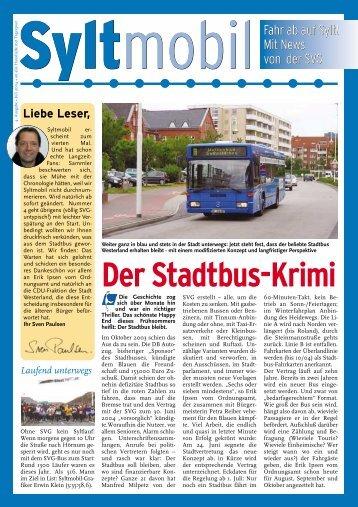 Der Stadtbus-Krimi