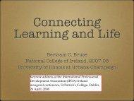 Connect learning and life - Illinois - University of Illinois at Urbana ...
