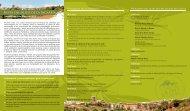 FOLLETO FERIA 13_Maquetación 1 - Olearum. Cultura y patrimonio ...