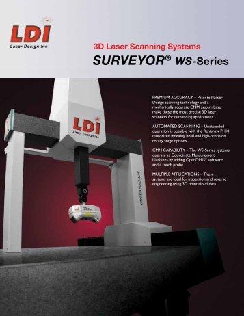 SURVEYOR® WS-Series - Laser Design | GKS