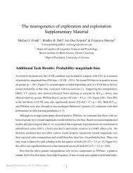 Supp PDF - Michael Frank - Brown University