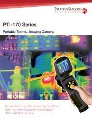 PTI-170 Series - ETA Process Instrumentation