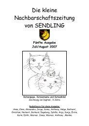 A_JULI_AUGUST_Die Kleine ... - Mein Sendling