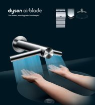to view this brochure from Dyson B2B Inc. - NFMT