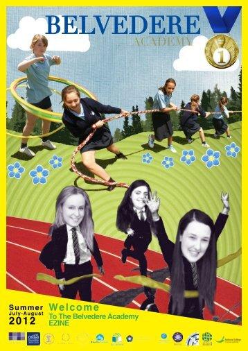Belvedere Summer 2 Ezine 2012.pdf - The Belvedere Academy