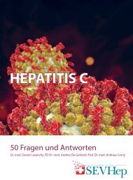 Hepatitis C - 50 Fragen und Antworten - Swiss Experts in Viral ...