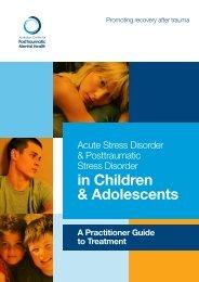 Practitioner - Australian Centre for Posttraumatic Mental Health