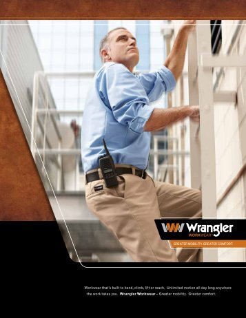 Wrangler - Service First Uniforms Online