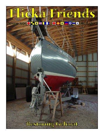 Vol 9, No 1 - Summer 2004 - Home of the Flicka 20 Sailboat