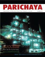 Parichaya June Aug-10 English - National Aluminium Company Ltd.