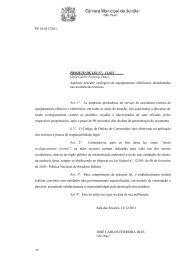PP 18.431/2011 PROJETO DE LEI N°. 11.033 (José Carlos Ferreira ...