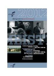 ÖBV Meisterkurs 2012 - Detailausschreibung - Grieskirchen