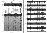 partituur Perpetuum Mobile