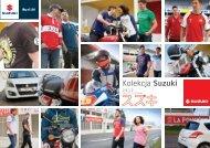 Kolekcja Suzuki - Suzuki Motor Poland