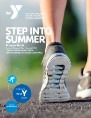Program Guide Summer 2013 - YMCA of Orange County