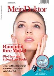 Haut und ihre Makel - MeinDoktor
