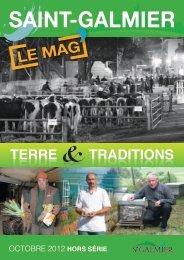 Octobre 2012 Hors Série - Site officiel - Mairie de Saint-Galmier