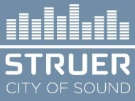 CITY OF SOUND - Struer kommune