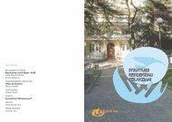 Carta dei Servizi - Strutture residenziali per anziani