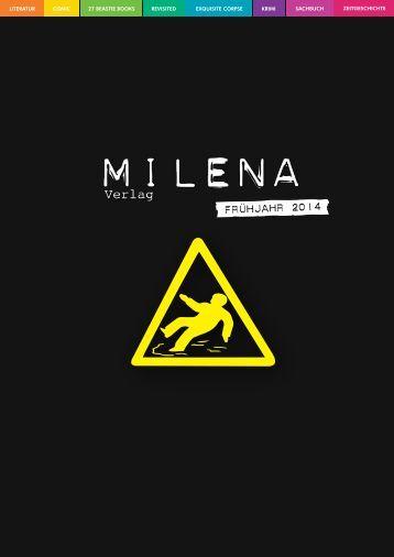 frühjahr 2014 - Milena Verlag