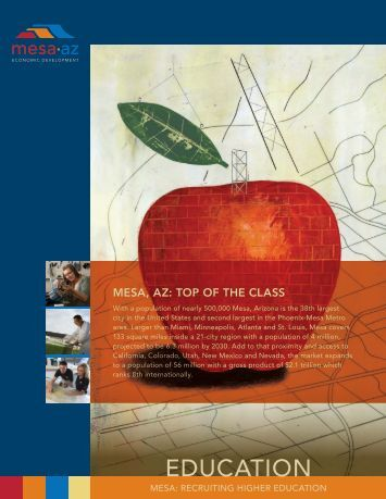 mesa, az: top - City of Mesa