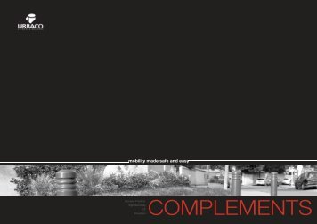 COMPLEMENTS - Urbaco