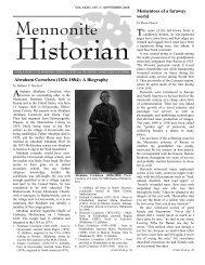 11577 - Menno Historian print.indd - Mennonite Church Canada