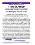 TIME EXPIRED, The Biggest Moment in History - The Pure ... - Page 2