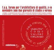 Rivista n° 77 - Ordine degli Architetti della Provincia di Verona