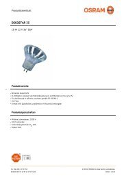 decostar 35 10 w 12 v 36° gu4 - Leuchtstark