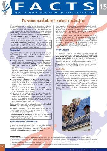 Acest document este disponibil in format - Agenţia Europeană ...