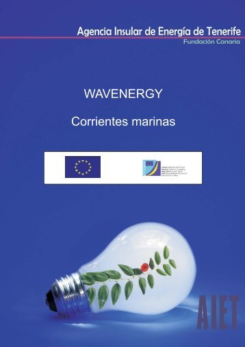 Informe Corrientes Marinas - Agencia Insular de Energía de Tenerife