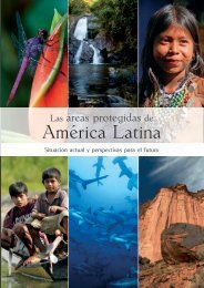 Las áreas protegidas de América Latina - Earth Charter Initiative