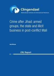 Crime after Jihad