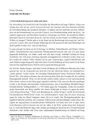 Anatomie des Krieges - Arbeitsgruppe Alternative Wirtschaftspolitik